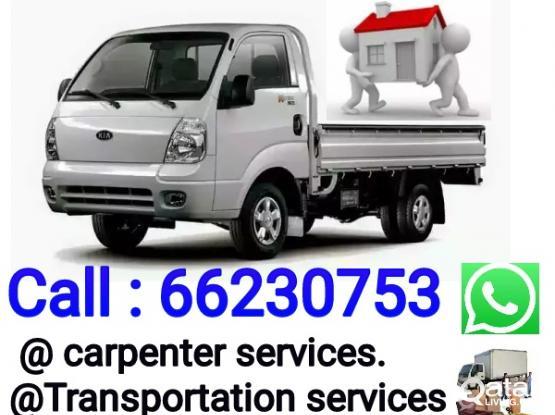 House shifting moving carpenter service-
