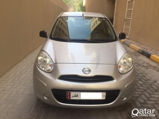 NISSAN MICRA 2014 AUTOMATIC