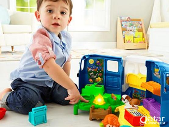 Baby Care after school or before school in Doha,