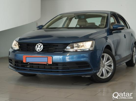 Hirer Jetta S with Q-Auto