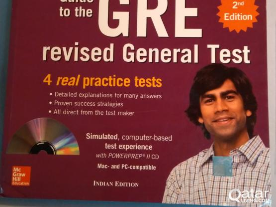 GRE - ETS Official guide with CD