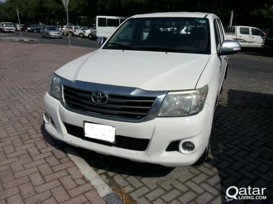 Toyota Hilux  2013