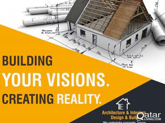 Architects & Interior Designers + Contracting