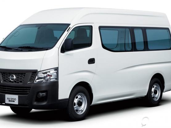 Nissan Urvan Bus Available for Rent  Qr 3,500 per month