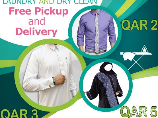 laundry services in qatar