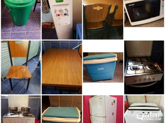 All household items for sale