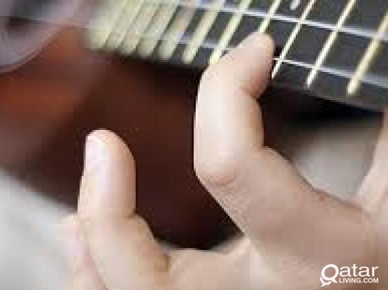Guitar lessons for starters