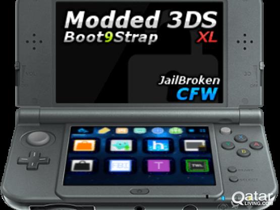 PS4, PS3, PS Vita, PSP, 3DS, Wii Jailbreak | Qatar Living