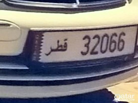 5 Star Plate Number