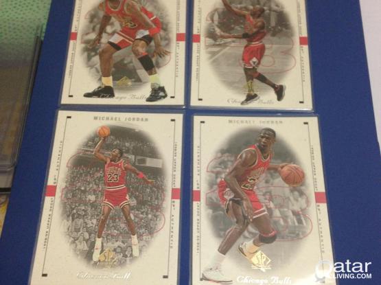 Michael Jordan NBA cards