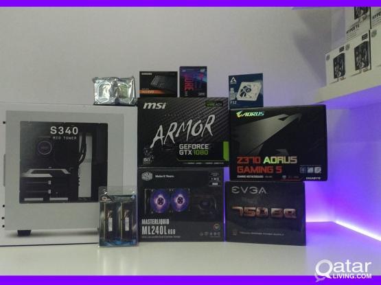 Premium Gaming Computer