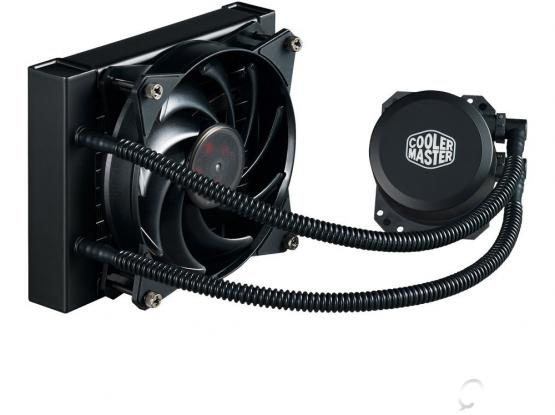 Cooler Master Lite 120mm All-in-one CPU Liquid Cooler Intel /AMD Support (New sealed Packe
