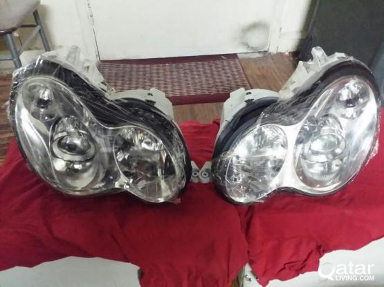 HEADLIGHTS FULL SET LEFT AND RIGHT NEW