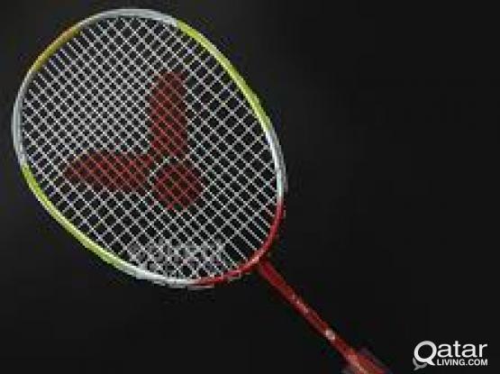 Badminton Racket 2 No's (YONEX &WISH)