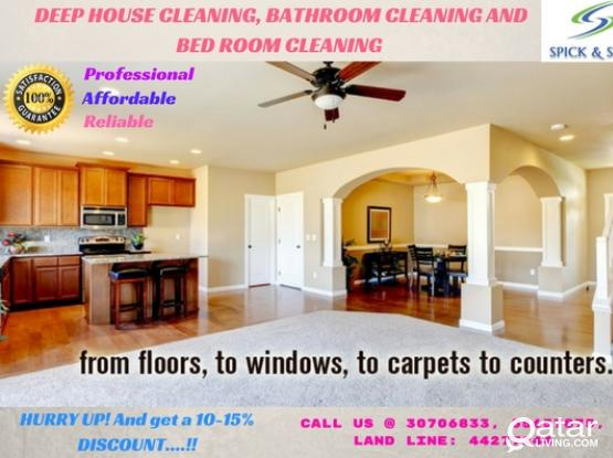 INTERIOR CLEANING SERVICES AT AFFORDABLE PRICE: Contact Us @3070 6833