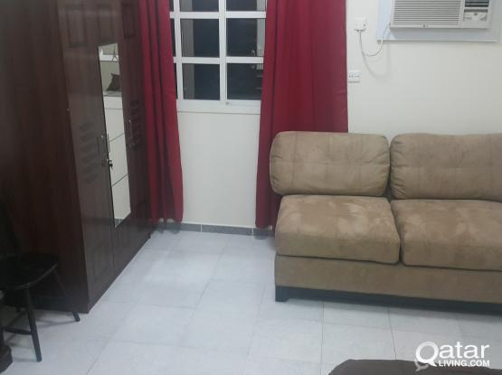 1-Bed room (Fully Furnished) + Bathroom + Kitchen in Bin Mahmoud (Actual Pictures attached