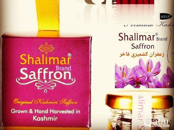 Shalimar Saffron زعفران شاليمار
