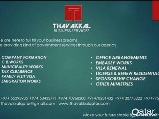 Company formation & all PRO services