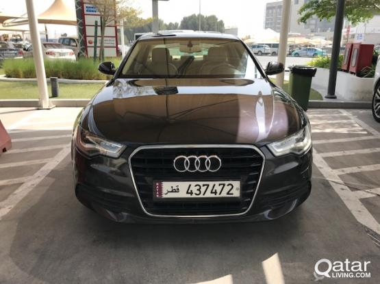Audi A6 2.0 T 2014
