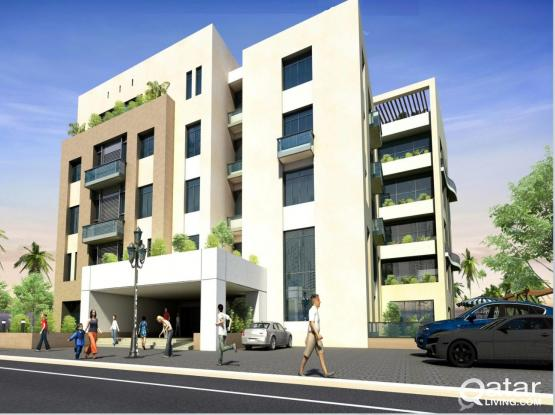Lusail Flat two months FREE!!