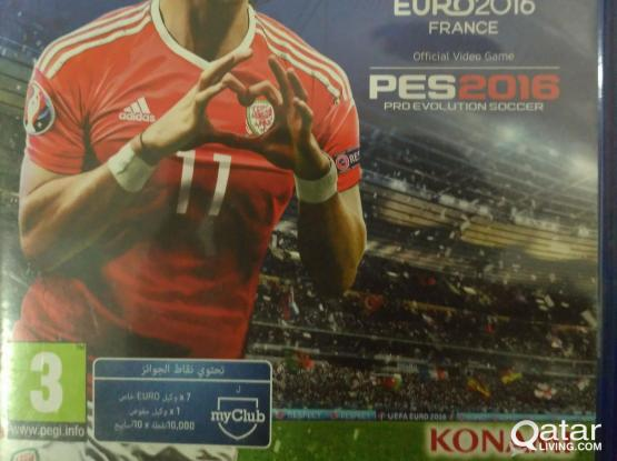 PS4 Game - Euro2016