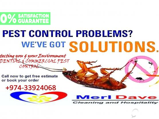 Pest Control Solution