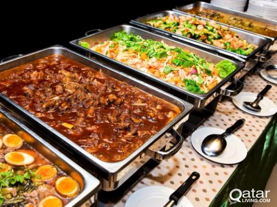 Best & resonable food available for your events & tiffin services also