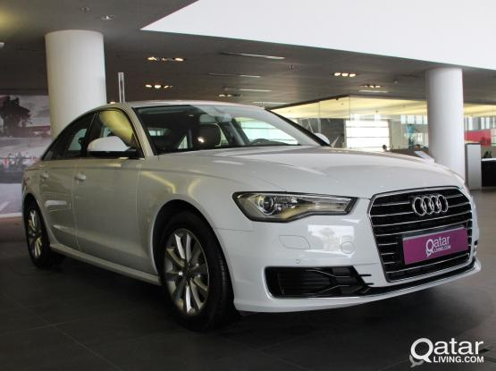 Hire A6 with Q-Auto