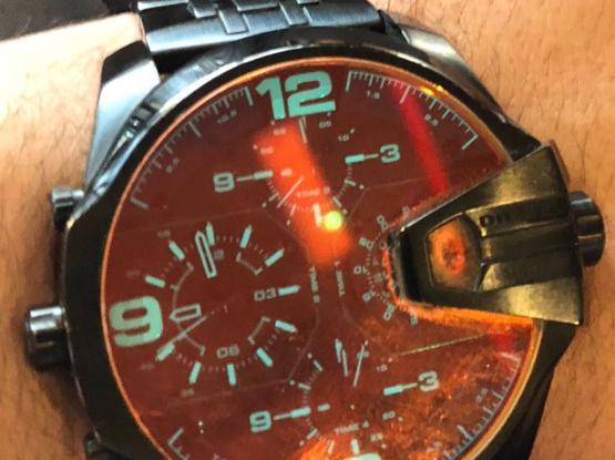 deizel watch