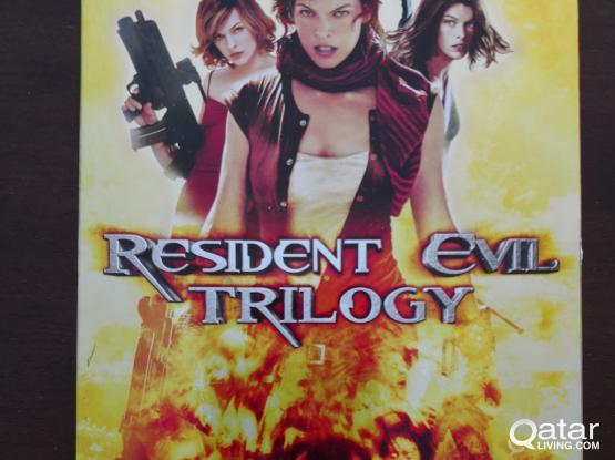 Resident Evil Trilogy