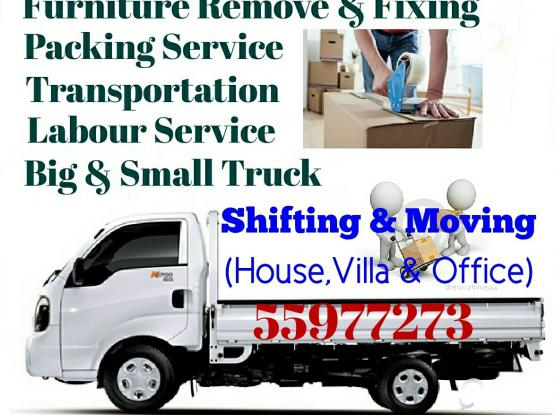 (Low price)shifting moving and fixing furniture. transportation service call 55977273