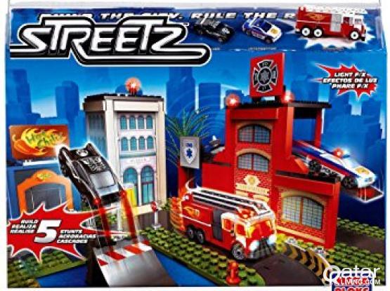 Mega Bloks Streetz Fire Fury 96421