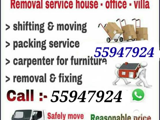Low price call 55947924 moving,shifting,packing,carpenter,tuck &.pucik up. painting & part