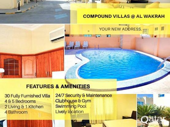 VILLA FOR RENT AT WAKRA FOR BACHELORS