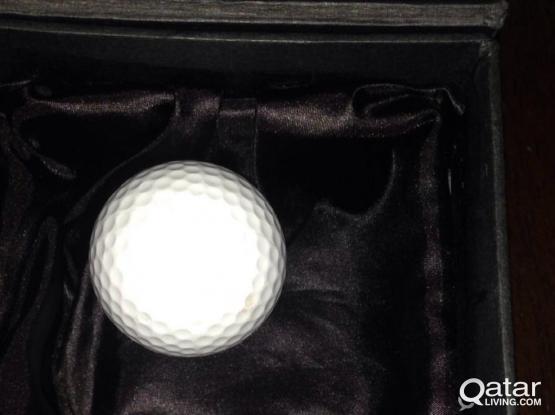 golf aball