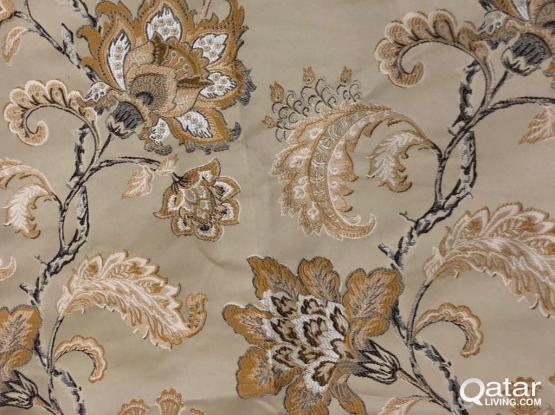 rarely used curtain 4 pieces