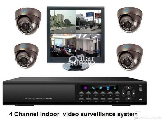 CCTV CAMERA AVAILABLE 60 QAR ONLY CONTACT- 70712344