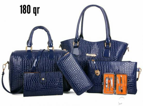 Ladies bag full set