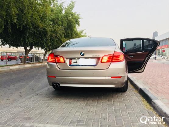 BMW 523i 2012