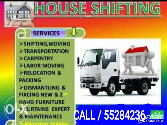 Moving, Shifting, Packing.....55284236