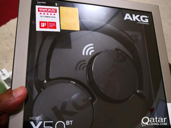 AKG Wireless Head Phone (Y50BT)