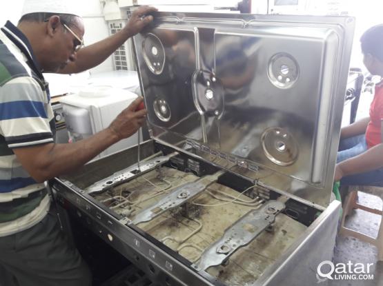 gass/ cooker/servicing repairing,caII.me 55076023