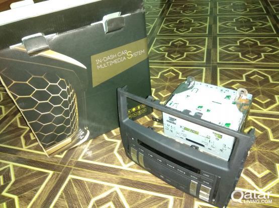 Pajero's In-Dash Multimedia System