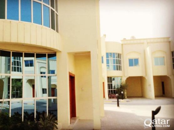 6 BED ROOM COMPOUND VILLA AVAILABLE AT ALWAKRA FOR BACHELORS