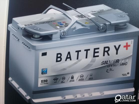 Car battery replacement,charge doha call 30041241