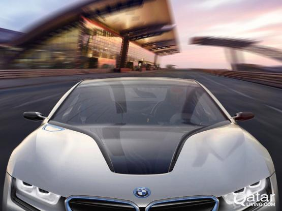 One Time Offer Bmw I8 Qatar Living