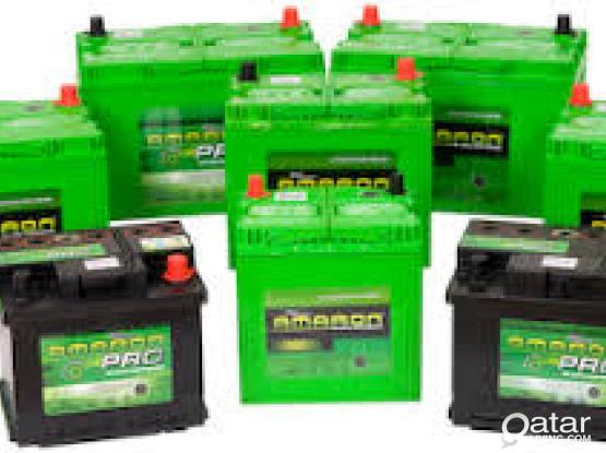 Change car battery at your door step call 50001241 (mobile van service)