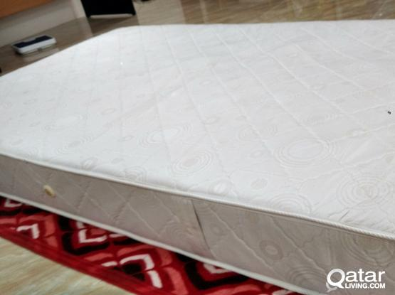 Neat Used Spring Mattress