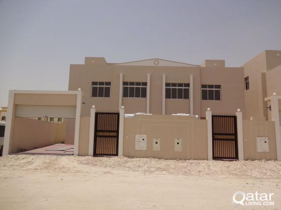 6 Bedroom Villa Available For Rent In Al Wukair Area