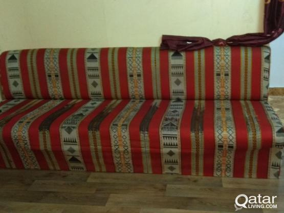 Used old sofa for sale